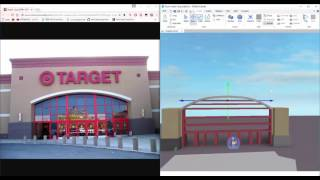 Roblox Target speed build! || USING f3X for the first time||