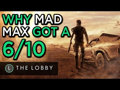 Gamespot: Why Mad Max got a 6