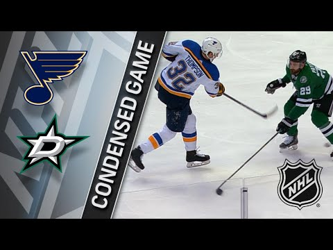 12/29/17 Condensed Game: Blues @ Stars