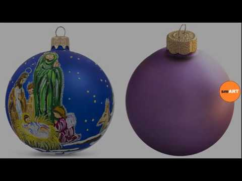 large christmas ball ornaments christmas balls - Large Christmas Balls