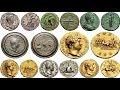 Монеты Древнего Рима, Адриан, Часть 3, Coins of Ancient Rome, Adrian