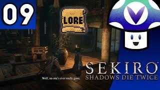 [Vinesauce] Vinny - Sekiro: Shadows Die Twice (part 9)