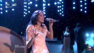 Armenia Eva Rivas - Apricote Stone 2nd Semifinal Eurovision 2010