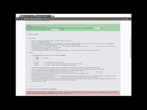 phpBB-Tutorial: Update von 3.2.0 zu 3.2.1