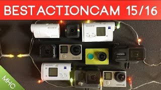 Best Action Cameras of 2015/2016