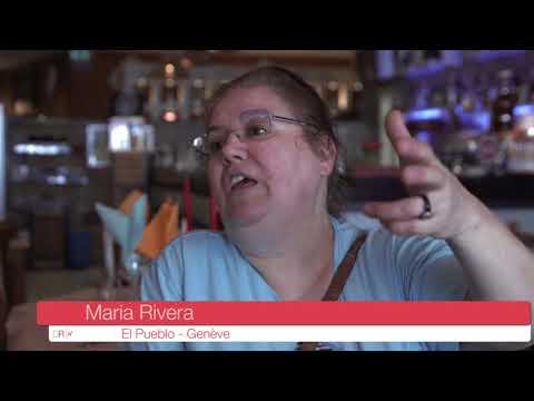 Digital Romandie - Vidéo Témoignage du Restaurant El Pueblo à Genève