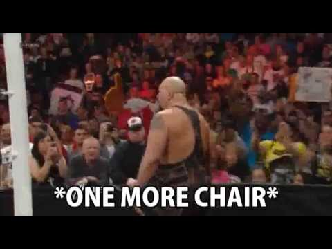 WWE RAW Best Crowd Ever NJ Funniest Chants 4/8/13