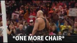 WWE RAW Best Crowd Ever NJ Funniest Chants 4/8/13