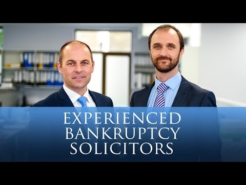Bankruptcy Solicitors in Dublin