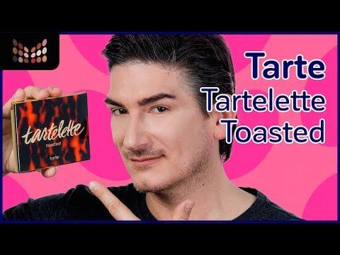 Review - Paleta de sombras Tarte Tartelette Toasted