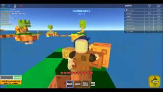 how to make trap in sky wars roblox