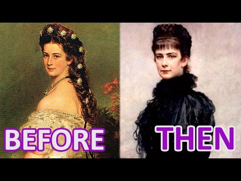 Woman and Time: Sissi. Empress Elisabeth of Austria