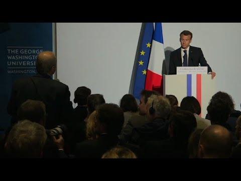 AFP: Macron pessimiste sur l'avenir de l'accord nucléaire iranien
