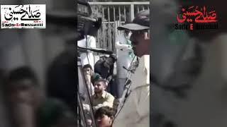 Shia rally 12 Rabiul awwal milad un nabi swa ke mouqe per