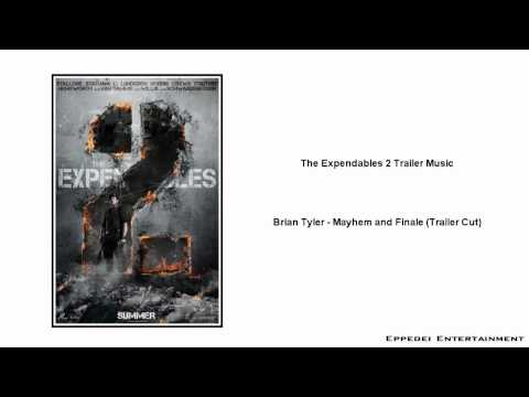 The Expendables 2 Trailer Music HD by EPPEDEI ENTERTAINMENT