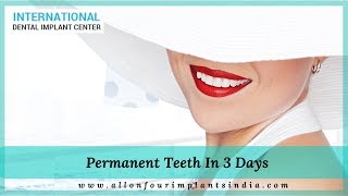 Basal Implants In Chennai | Best Dental Clinic In TamilNadu | Teeth Replacement in India