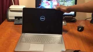 Unboxing - Dell Inspiron 15 7000 Series Touch Screen Laptop (2014)