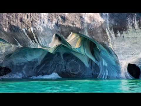 Marble Caves Patagonia Chile Youtube
