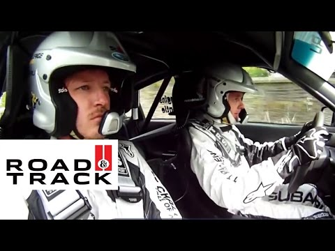 Rally Champion Mark Higgins Near Crash at 150 mph @ 2011 Isle of Man TT | Road and Track