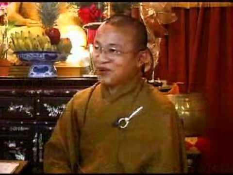 Đạo Phật ngày nay B (10/08/2008) Thích Nhật Từ