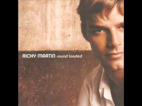 Ricky Martin Nobody Wants To Be Lonely