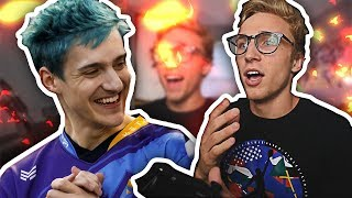 NINJA REACTED TO MY VIDEO!