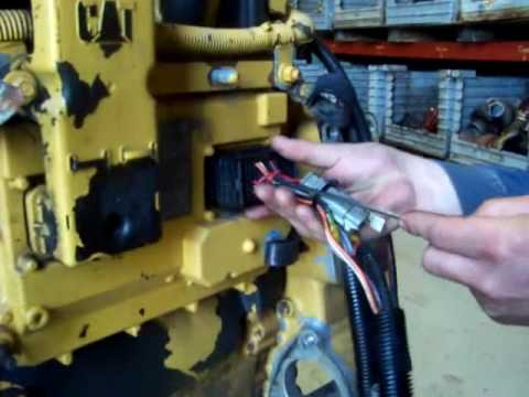 c15 cat youtube cummins isx ecm power supply cat c15 caterpillar