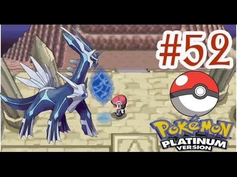 Pokemon Platinum - Battle Frontier #52 จับ เดียร์ก้า โปเกม่อนในตำนาน ลูกเดียวติด