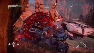 Horizon Zero Dawn - Level 34 corrupted zone