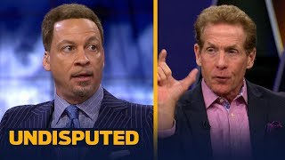 Chris Broussard on LeBron's late notice to Cavs GM about signing with Lakers | NBA | UNDISPUTED