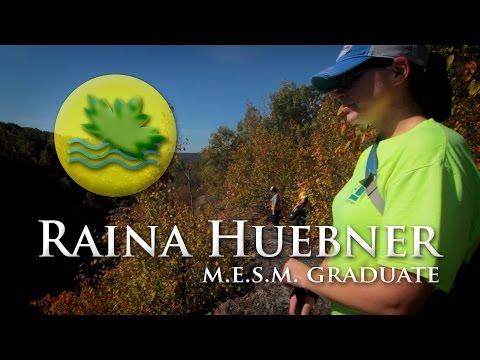 M.E.S.M. Alumni Profile: Raina Huebner