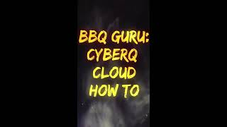 BBQ Guru CyberQ Cloud - How To with Old Virginia Smoke (Vertical Video)