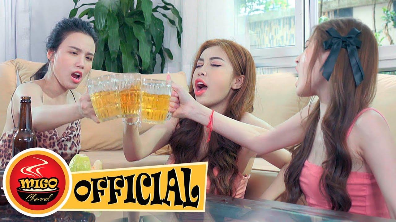 Hot Girl Say Xỉn | Phim Hài Mới Nhất Ghiền Mì Gõ 2020