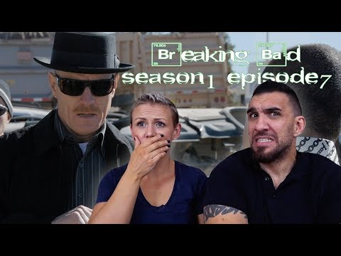 Breaking Bad Season 1 Episode 7 'A No-Rough-Stuff-Type Deal' Finale REACTION!!