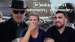 Breaking Bad Season 1 Episode 7 'A No-Rough-Stuff-Type Deal' Finale REACTION!!