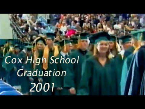 Class of 2001 Frank W Cox High School Graduation - Virginia Beach, VA - June 16th, 2001 - Pavilion