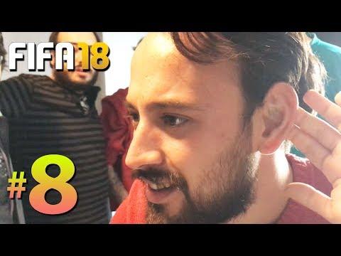 FIFA 18 KARİYER #8: KANDIRILDIK!!!
