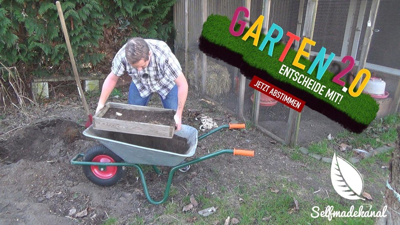 Interaktives Gärtnern Teil 3 | Hochbeet Befüllung und Vorstellung der Pflanzen Artikelbild