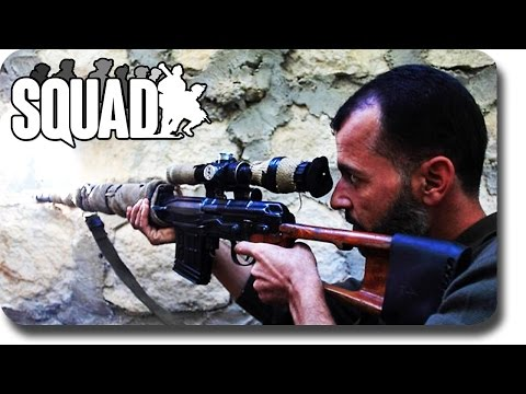 Squad: Pre-Alpha ► Insurgent Sniper