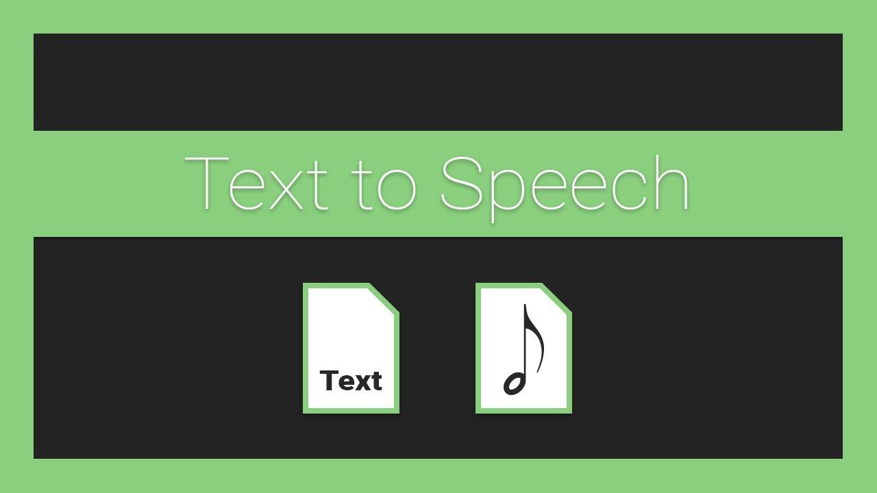 Text to Speech in Node.js