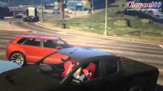 GTA V Isuzu D Max Thailand BETA BY LandonDChot video