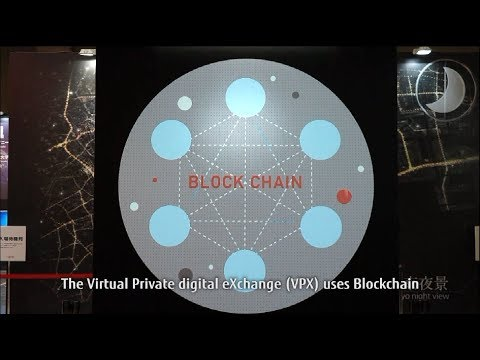 Digital Exchange Using the Blockchain