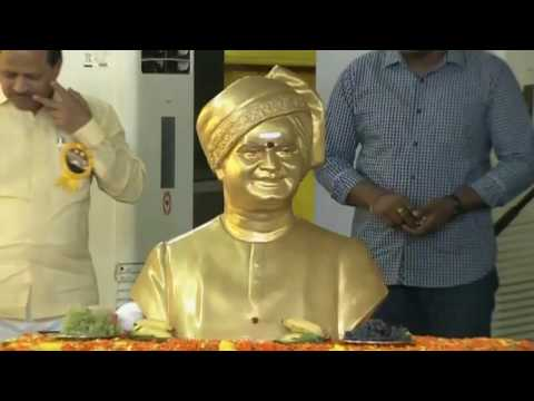 CM Chandrababu Naidu Participates In Dharma Porata Deeksha at Srikakulam | ABN Telugu