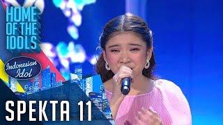 Tiara Miliki Aku Dea Mirella Spekta Show Top 5 Indonesian Idol 2020 MP3