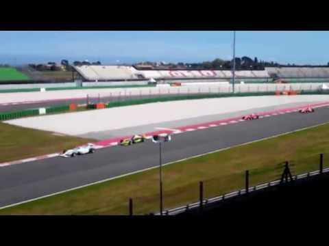 Corse Racing Formula 3 Misano Santa Monica 2016
