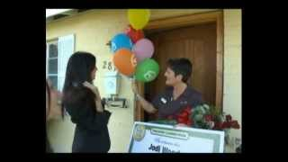 Publishers Clearing House $10,000 Prize Winner