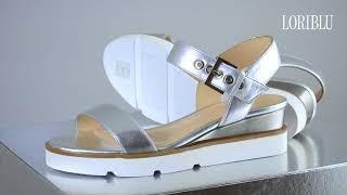 Сандалии женские LORIBLU 18SS190 | Обзор летней обуви