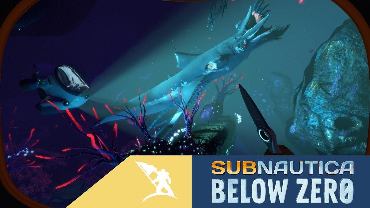 Subnautica: Below Zero Seatruck Update