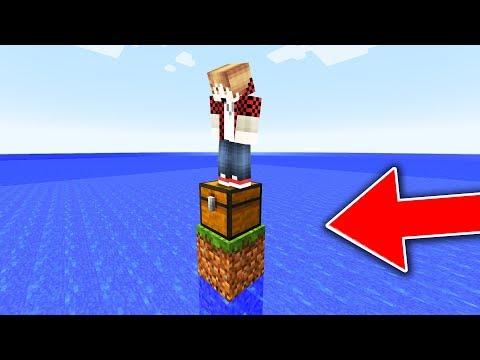 EXTREME Survival Island 1 Minecraft