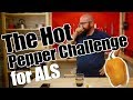 The Hot Pepper Challenge for ALS